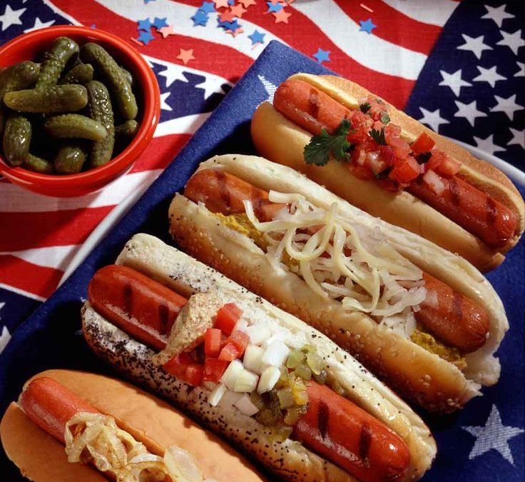 Az amerikai hot dog őrületről