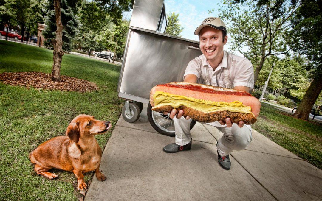 Hot dog rekord