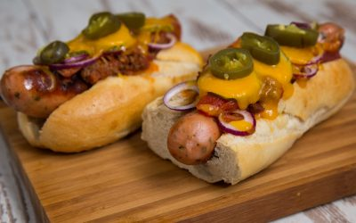 Amerikai hot dog stílusok – 1 /Dél/